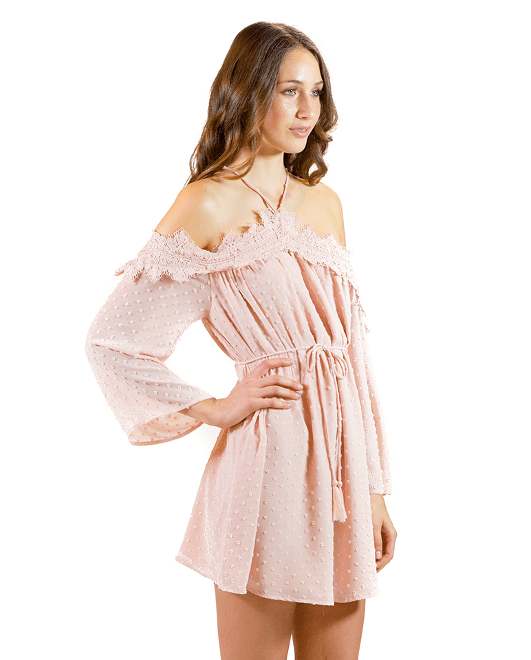 Aurelia Blush Dress