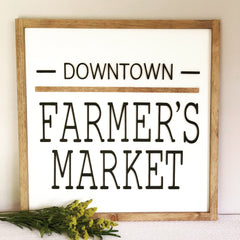 Downtown Farmers Market - 3D