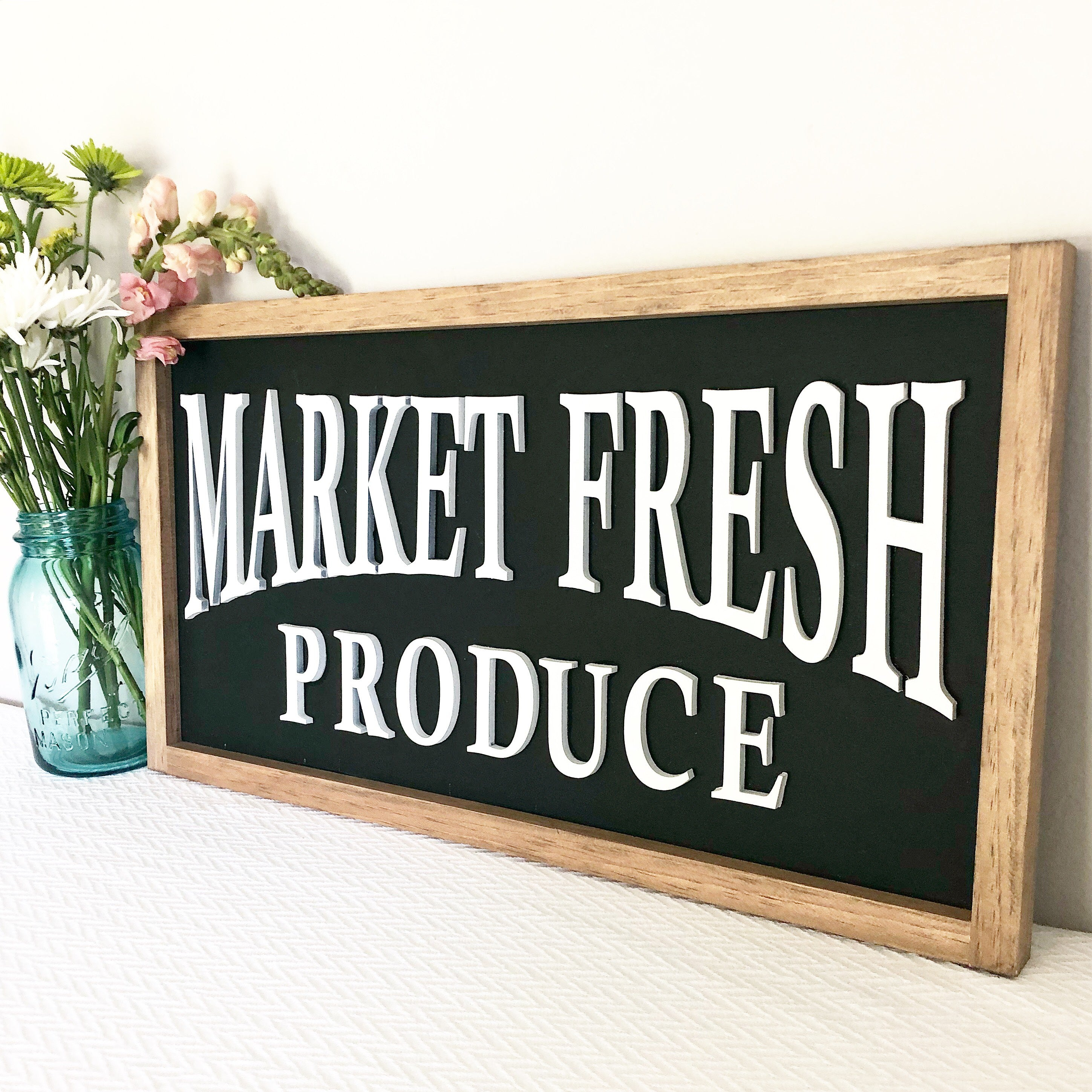 Market Fresh Produce - 3D