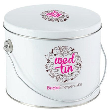 WedTin Bridal Emergency Kit, wedding day survival kit