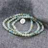 Image of Amazonite Tree of Life Energy Meditation Mala Beads - 4L-Creative
