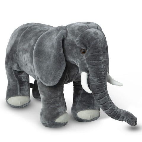 Elephant Large Plush Animal