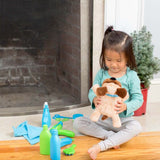 Wash and Trim Dog Groomer Play Set