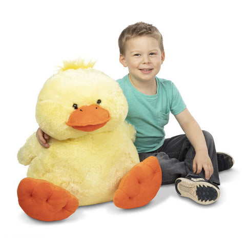 Jumbo Ducky Stuffed Plush