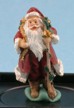 Old World Santa by Jeannetta Kendall