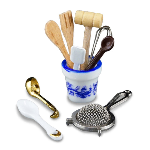 Blue Onion Kitchen Tool Set