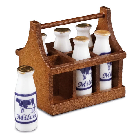 Old Fashioned Milk Carrier