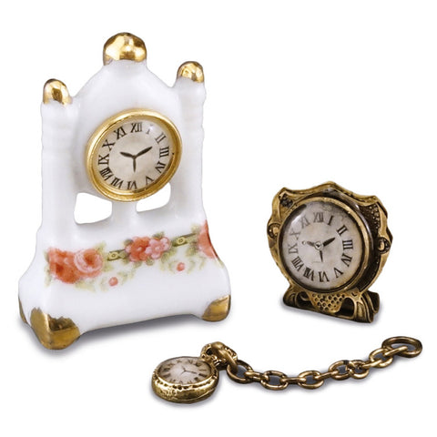 Time Piece & Clock Set