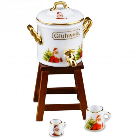 Christmas Gluhwein Pot