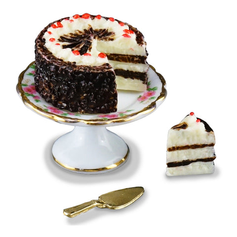 Cake, Black Forest Set