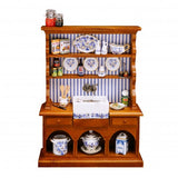 Kitchen Sink Cabinet with Blue Onion Accessories