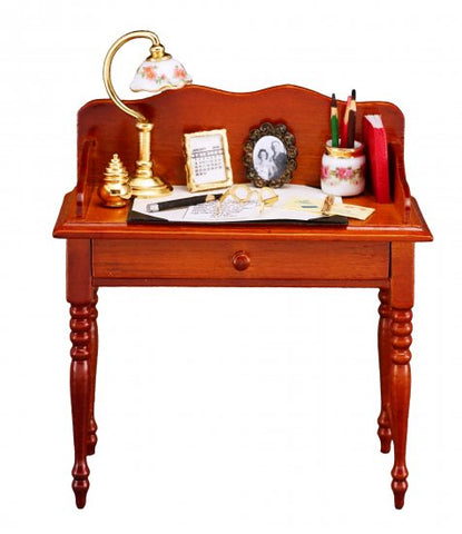 Ladies Desk with Accessories