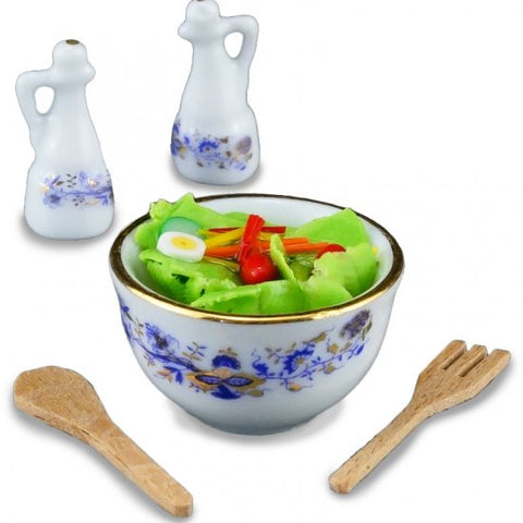 Salad Making Set by Reutter Porzellain