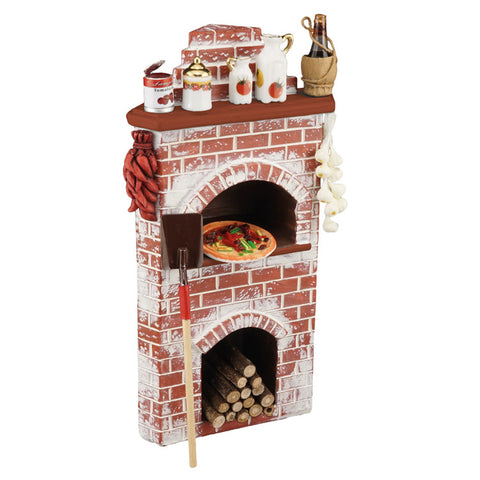 Corner Pizza Oven Display On Special