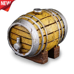 Small Wine/Beer Barrel w/Tap