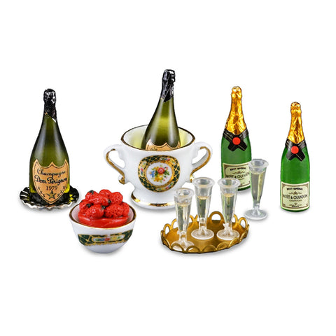 Deluxe Champagne Celebration