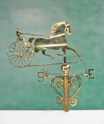 Weathervane, Trotter Design