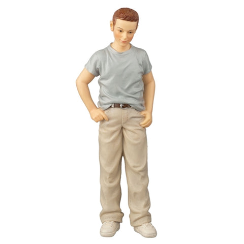 Brantley, Resin Doll Figure