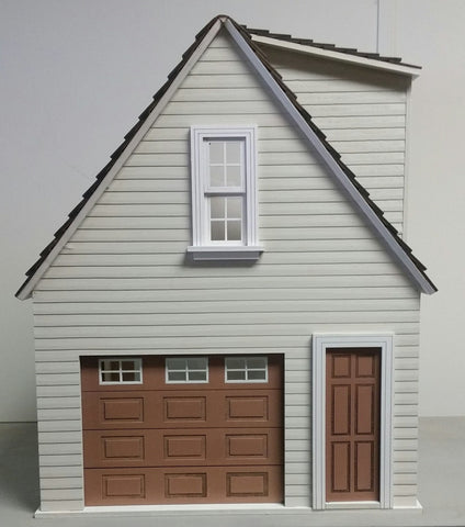 Landsowne One Car Garage/Workshop Kit