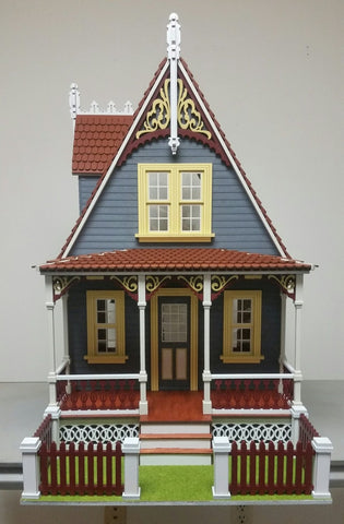 Little Annabelle Victorian Cottage Kit, 1:12 Scale