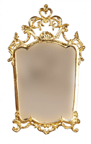 Mirror, Gold Metal