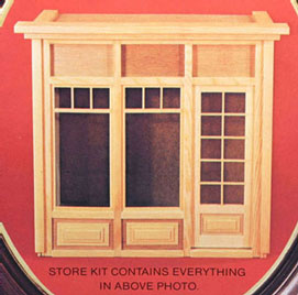 Old Time Store Kit
