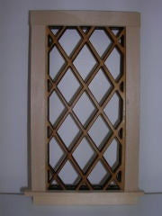 Tudor Window, Single