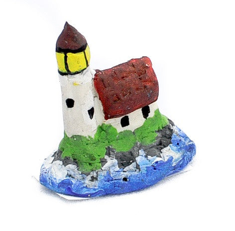 Lighthouse Sculpture, Hand Crafted