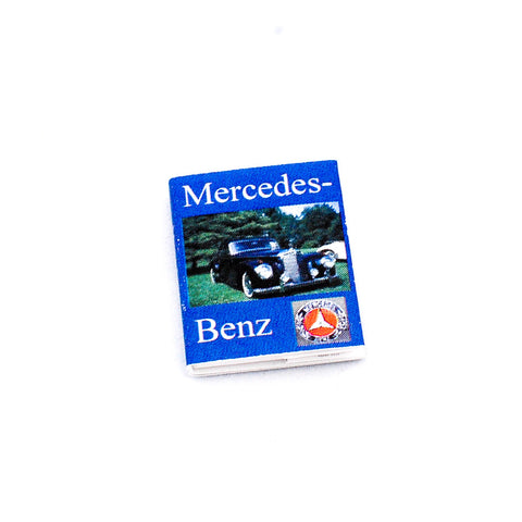 Mercedes Benz Automobile Book