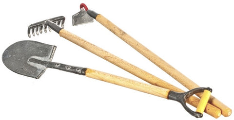 Garden Tool Set, Three Piece