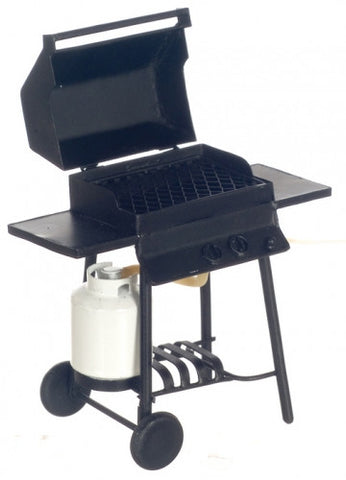Grill, With Propane Tank