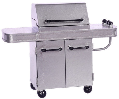 Grill, Stainless Steel