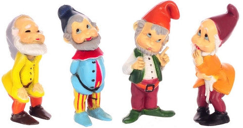 Gnome, 3 Inch (Assorted, sold individually)