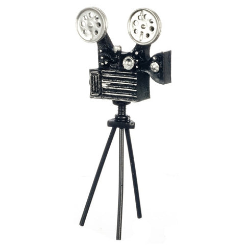 Movie Camera, Antique
