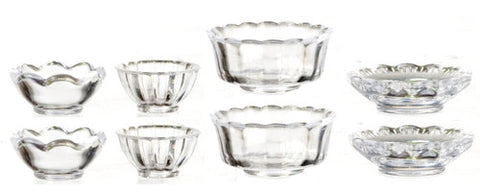 Crystal Tableware Set
