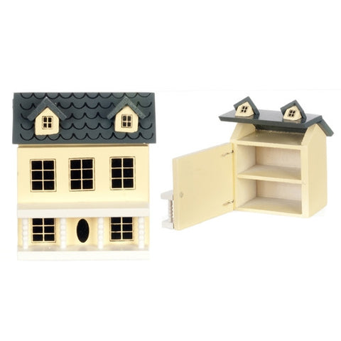 Wooden Dolls Dollhouse
