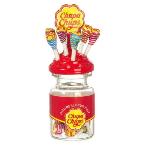 Lollipops in Jar
