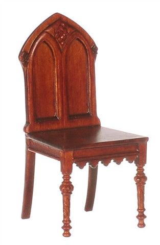 GOTHIC REVIVAL CHAIR/1860