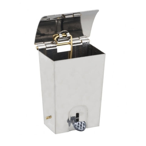 Trash Can Stainless Steel 20% OFF