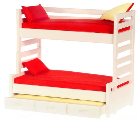 Loft Bunk, White OUT OF STOCK