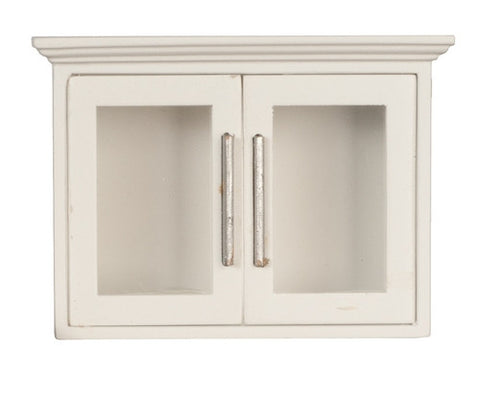 Kitchen Upper Cabinet, White