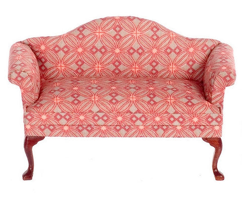 Queen Anne Love Seat