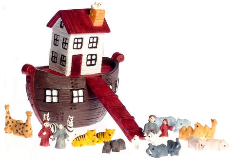 Noah's Ark Toy Set