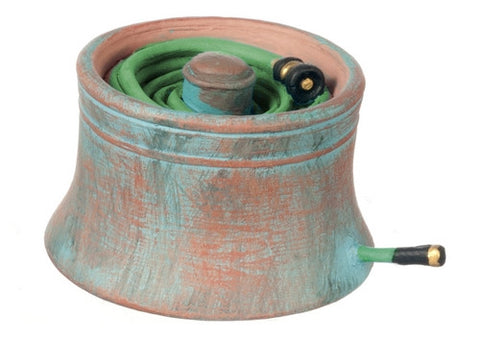 "Hose Pot with ""Aged Copper"""