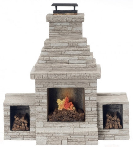 Outdoor Fireplace, ON SPECIAL