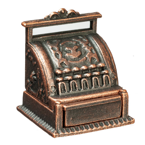 Cash Register, Bronze Finish