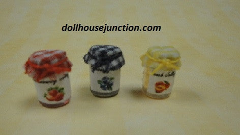 Jelly Jar Set