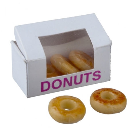 Box of Glazed Donuts
