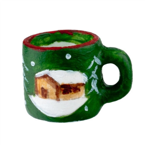 Mug, Christmas Tree Theme