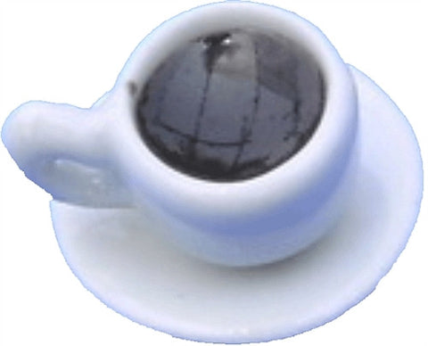 Cup of Coffee, Black